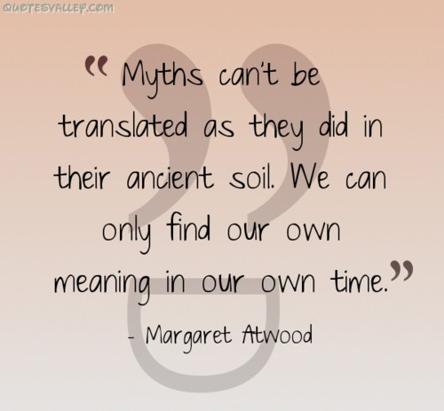 Myths quote #4