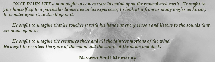 N. Scott Momaday's quote #4
