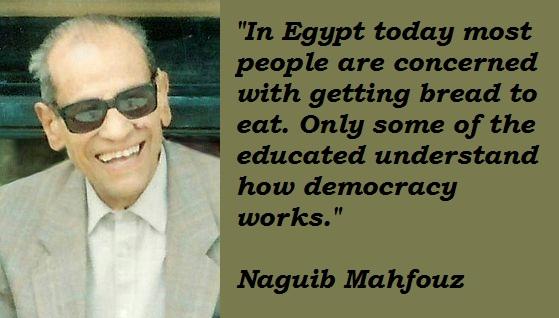 Naguib Mahfouz's quote #6