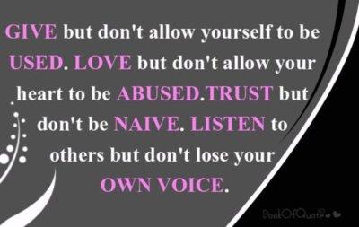 Naive quote #1