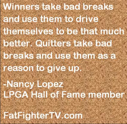 Nancy Lopez's quote #5
