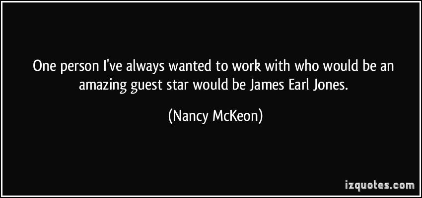 Nancy McKeon's quote