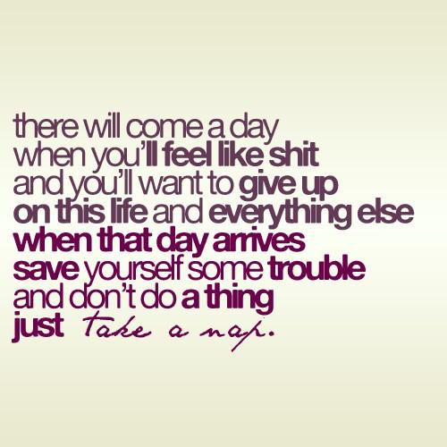 Nap quote #2