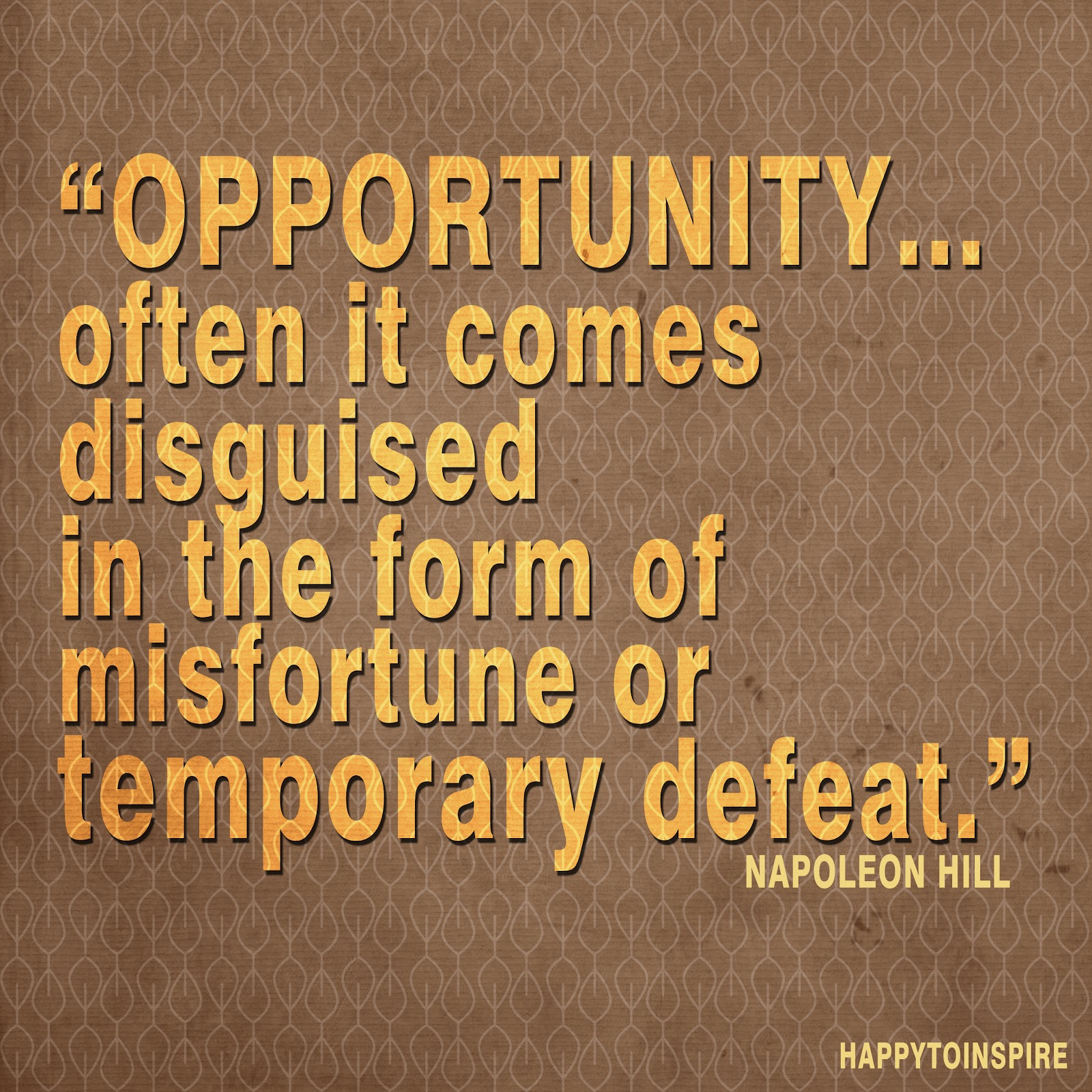Napoleon quote #2