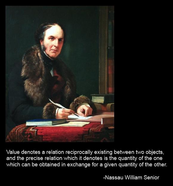 Nassau William Senior's quote #3