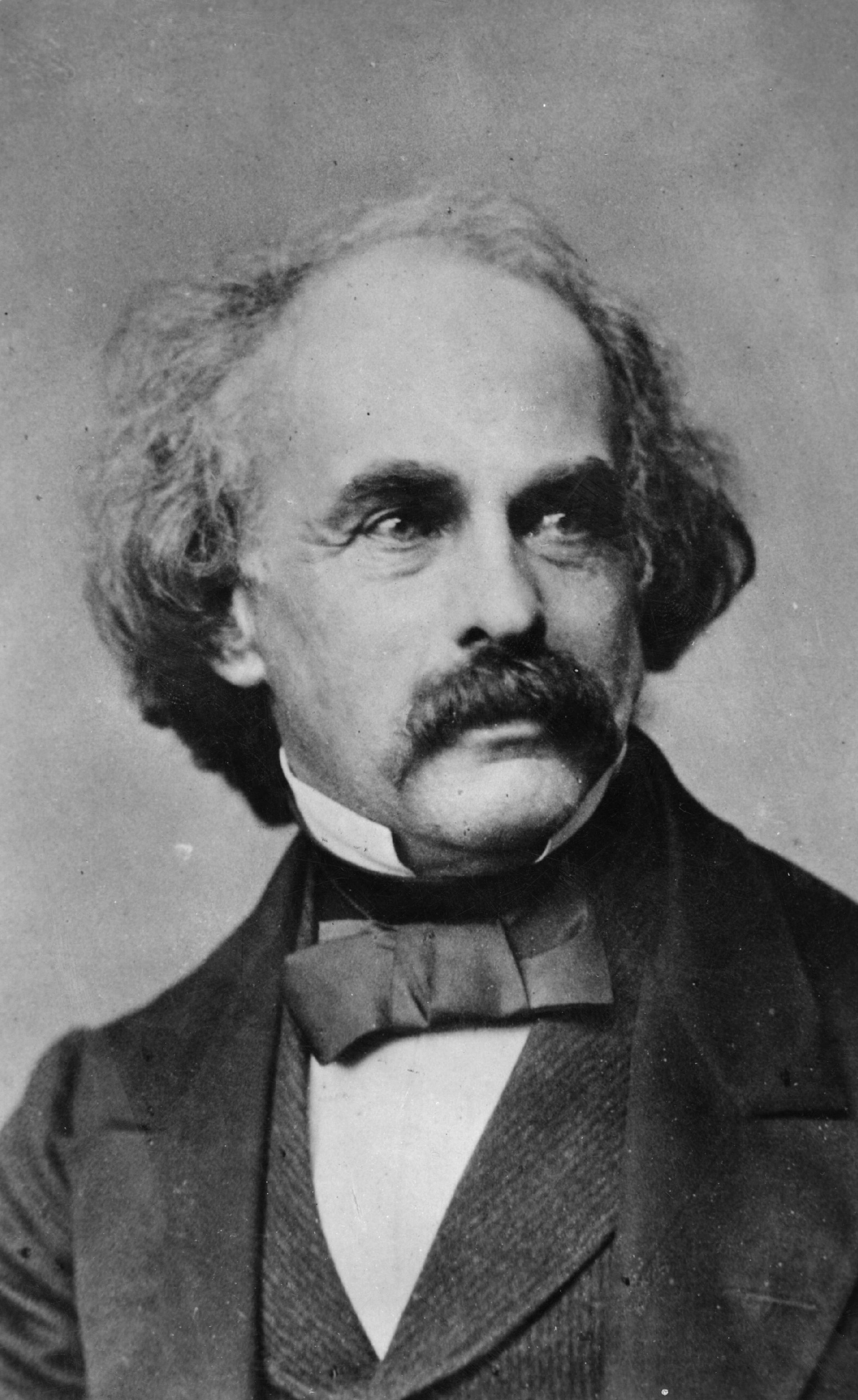 a biography of the man nathaniel hawthorne Barrow bookstore presents an audio reading of nathaniel hawthorne's the birthmark hawthorne's story of a man's dark search for perfection was first.