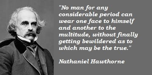 Nathaniel Hawthorne's quote #5