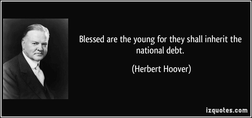 National Debt quote #1