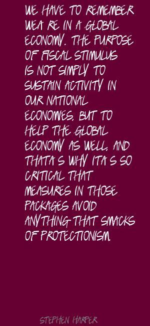 National Economy quote #2