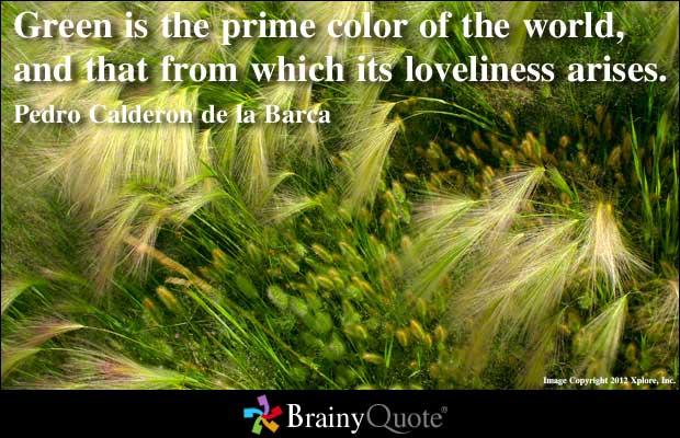 Nature quote #1