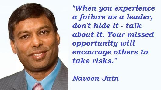 Naveen Jain's quote #2