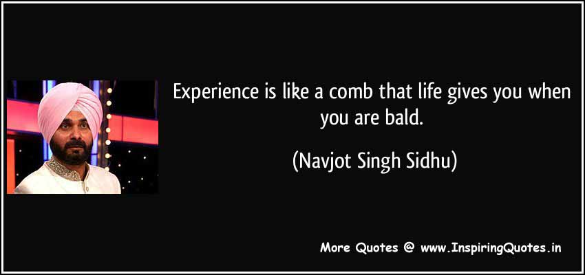 Navjot Singh Sidhu's quote #4