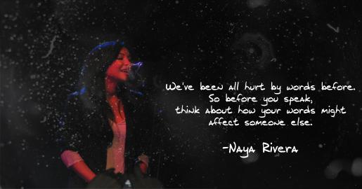 Naya Rivera's quote #2