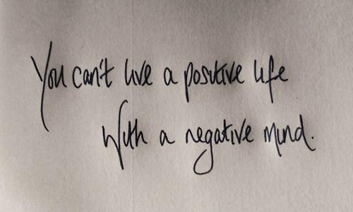 Negative quote #1