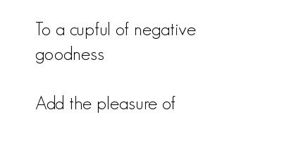 Negative quote #8