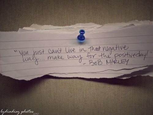 Negative Way quote #2