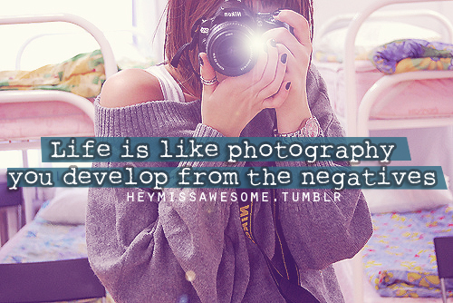 Negatives quote #1