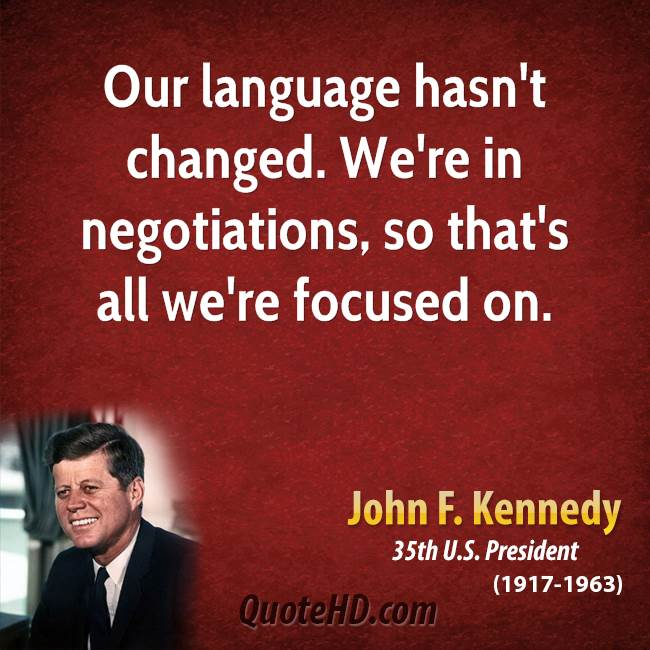 Famous Negotiators in History