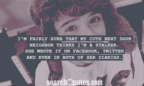 Neighbors quote #6