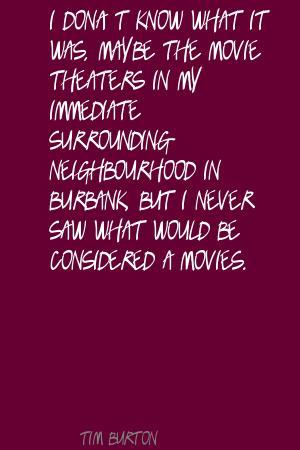 Neighbourhood quote #2