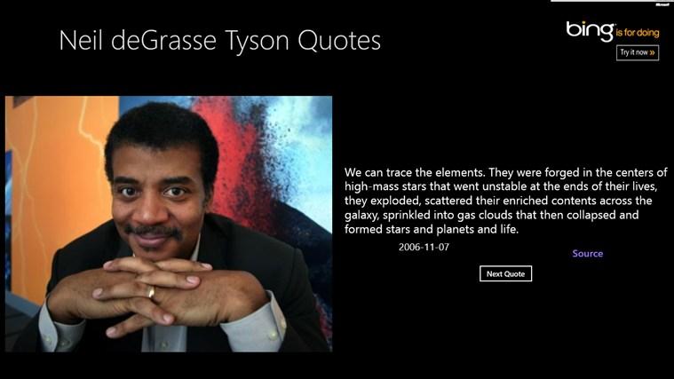 Neil deGrasse Tyson's quote #4