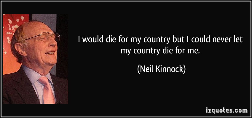 Neil Kinnock's quote #2