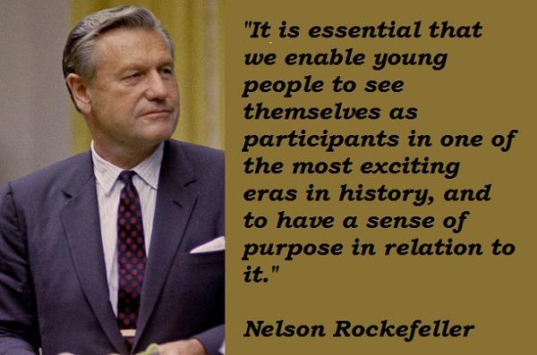 Nelson Rockefeller's quote #2