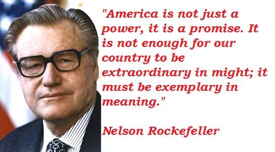 Nelson Rockefeller's quote #3