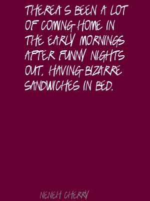 Neneh Cherry's quote #2