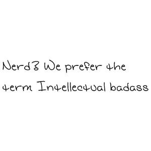Nerd quote #5