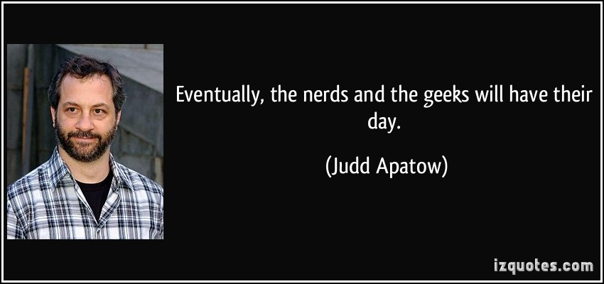Nerds quote #2