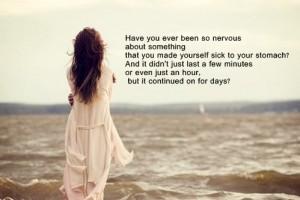 Nervous quote #6