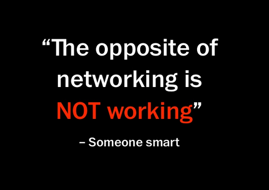 Networking quote #3