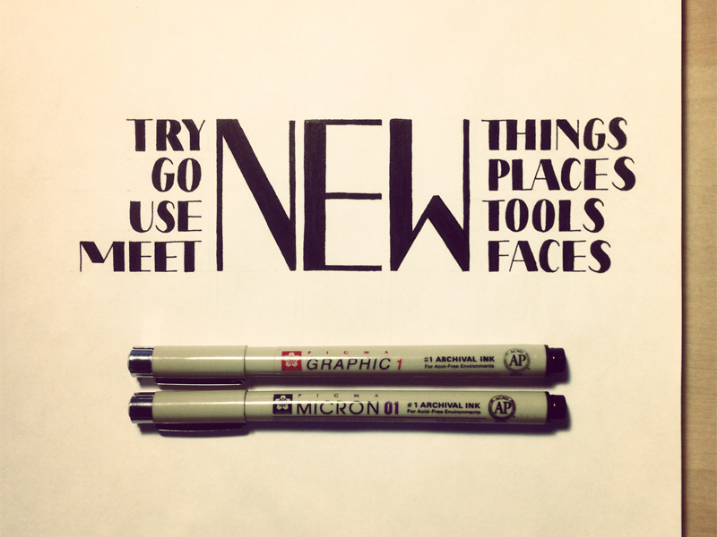 New Places quote