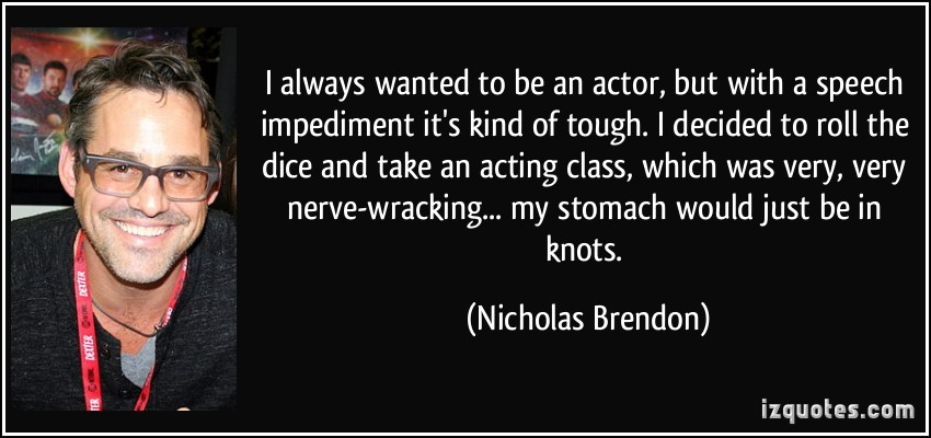 Nicholas Brendon's quote #6