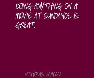 Nicholas Jarecki's quote #4