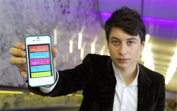 Nick D'Aloisio's quote