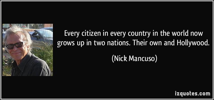 Nick Mancuso's quote #7