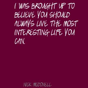 Nick McDonell's quote #2