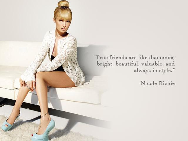 Nicole Richie's quote #5