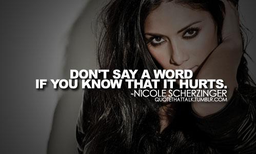 Nicole Scherzinger's quote #6