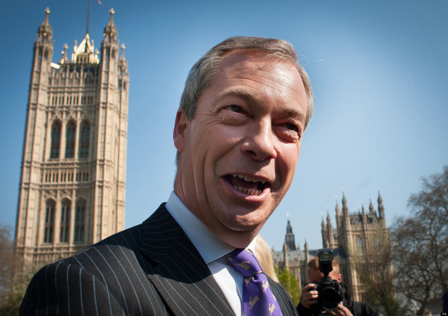 Nigel Farage's quote #5