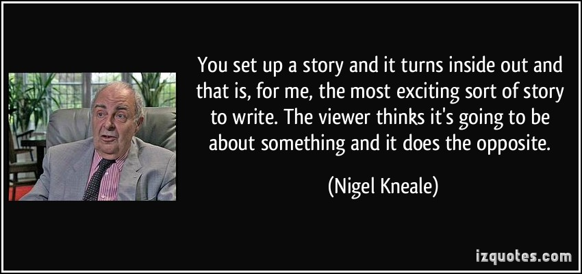 Nigel Kneale's quote #4