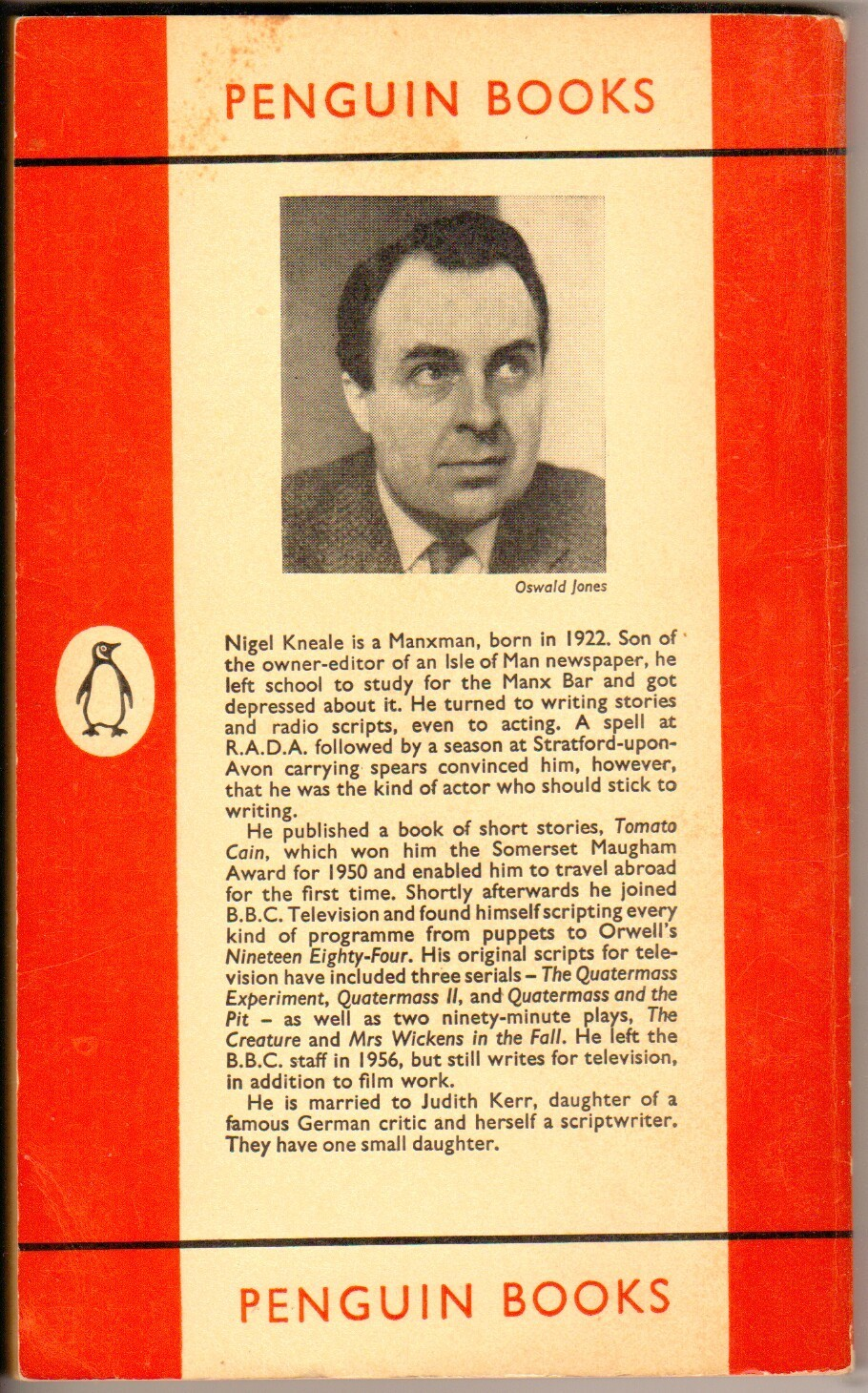 Nigel Kneale's quote #5