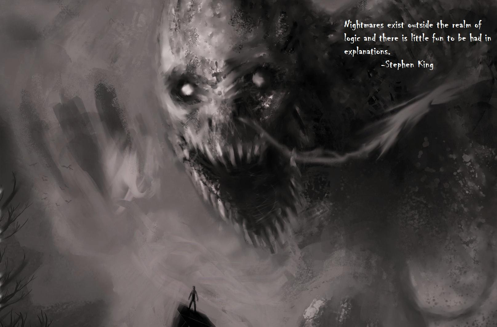 Nightmares quote #1