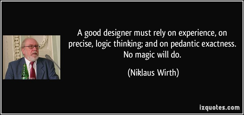 Niklaus Wirth's quote #5