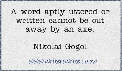 Nikolai Gogol's quote #4