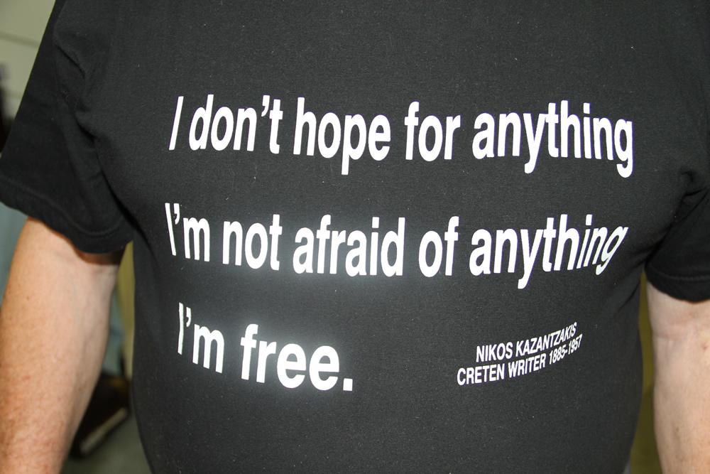 Nikos Kazantzakis's quote #6