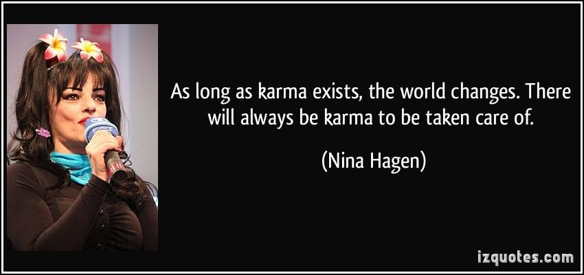 Nina Hagen's quote
