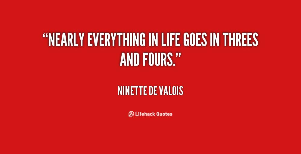 Ninette de Valois's quote #2